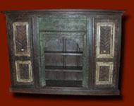 Vecchi mobili indiani
