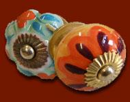 Manopole in porcellana